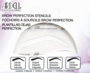 Ardell Brow Perfection Stencils (Pack of 6) by Ardell