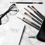 Niré Beauty Kit Pinceaux Yeux : 7 pinceaux de maquillage pour un maquillage professionnel des yeux à tomber par terre