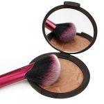 Real Techniques Rebel Edge Trio Maquillage Ensemble de brosse pour visage/joues et les yeux