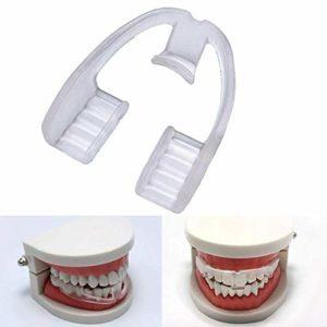 Protecteur dentaire de bruxisme de bouche de protecteur anti-meulage de dents protecteur de gomme