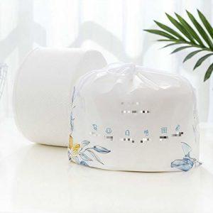 Serviette De Toilette Jetable En Coton Blanc Respirant Tampon En Coton Nettoyant Rouleau De Serviette De Nettoyage Pour Bébé Humide Et Sec 80pcs / Rouleau