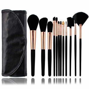 Beauté Outils de Maquillage Sourcils Brosse de Maquillage Ensemble de Cheveux Doux Débutant Brosse de Maquillage Outils de Beauté Pour La Fille que vous aimez
