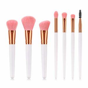 Ensemble de pinceaux de maquillage fard à paupières liquide fond de teint cils ensemble d'outils de beauté pour la fille que vous aimez