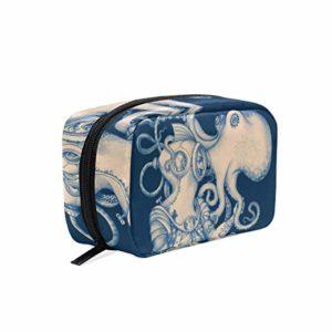 LUPINZ Magical Sea Animals Maquillage Pochette Cosmétique Sac pour Femme Fille