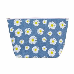 Makingifts Trousse de toilette en tissu Motif fleurs 29 cm