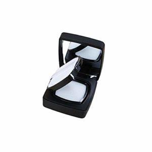 1 boîte à coussin d'air carré vide rechargeable 15 ml – Pour maquillage – Pour fond de teint liquide BB crème