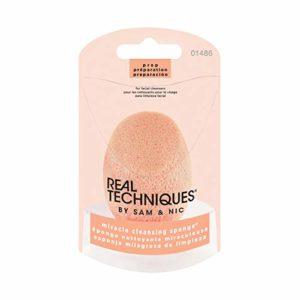 Éponge miracle pour nettoyage de la peau Real Techniques