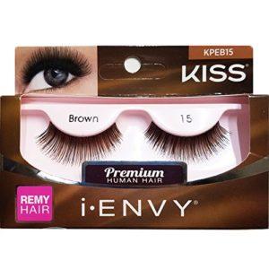 Kiss Je Envy 15cils à expresso