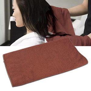 La serviette sèche de cheveux, cheveux absorbants superbes de serviette séchant la beauté de tissu doux épaissie rapide pour le styliste de salon