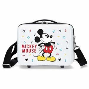 Trousse de toilette adaptable à Trolley Mickey Style letters