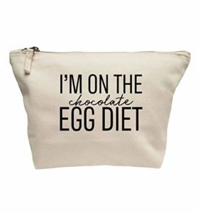Flox Creative Trousse de maquillage I'm on the Chocolate Egg Diet