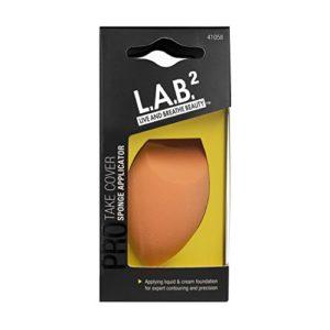 L.A.B.² Eponge Maquillage Professionnelle Sculptante