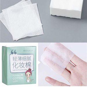N-A 100 Feuilles/Pack papiers de Soie Maquillage Maquillage nettoyant Absorbant l'huile Visage Papier Absorbant buvard nettoyant pour Le Visage Visage Outil