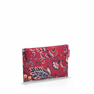 Reisenthel Case 1 Trousse à Maquillage 24 cm, Paisley Ruby. (Multicolore) – LR3067