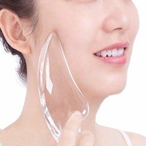 Appareil de massage facial pour impulsions de barre de beauté XHN, rouleau électrique 3D et anti-rides en forme de bras en T, raffermissement de la peau raffermissant du visage, éliminant les cerne