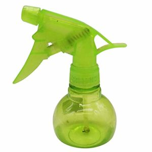 MELLRO Bouteilles Spray Bouteilles de Cuisine Bain de Nettoyage en Plastique Bouteilles Spray for Beauté Paquet Eau de 10 pour Maison et Le Jardin (Color : Green, Size : 300ml)