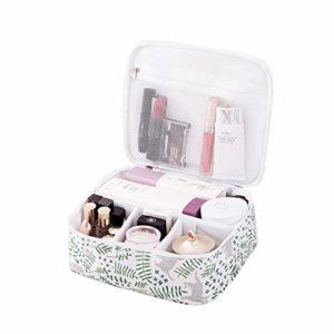 Sac cosmétique Voyage portable Trousse de toilette femmes maquillage Organisateur de poche multifonctions Accessoires Sacs toilette maquillage