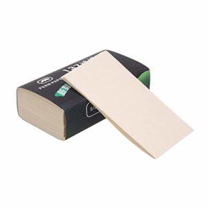 Tissu jetable de coiffeur de papier de Perm pour les cheveux chauds et froids Perming Papiers finaux de Perm