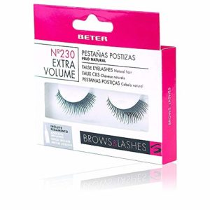 Beter 1166-42309 Faux Cils Cheveux Naturels 230 Extra Volume