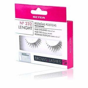 Beter 1166-42323 Faux Cils Cheveux Naturels 232 Length