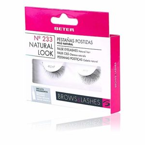 Beter 1166-42330 Faux Cils Cheveux Naturels 233 Natural Look