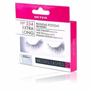 Beter 1166-42347 Faux Cils Cheveux Naturels 234 Extra Long