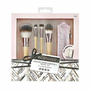 EcoTools Set de Pinceaux de Maquillage pour Visage Base Chaude 8 Unité 110 g