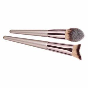 freneci Ensemble De 2 Outils De Beauté De Maquillage Pour Pinceau Kabuki