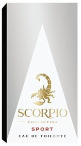 Scorpio – Eau de Toilette – Collection Sport – 75 ml
