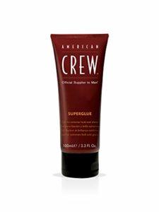 American Crew – Gel pour Cheveux – Fixation Forte – Superglue – 100 ml
