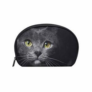 COOSUN – Trousse de toilette pour femme – Animaux et chats