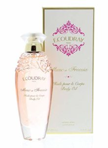 E.COUDRAY Huile Parfumée pour Corps Musc/Freesia