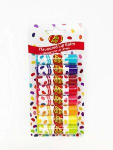 Jelly Belly Party Pack Baume pour les Lèvres 8 pièces