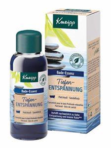 Kneipp Concentré d'huiles essentielles pour bain de relaxation – 100ml