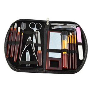K-Pro 18pcs – Manucure et beauté Set