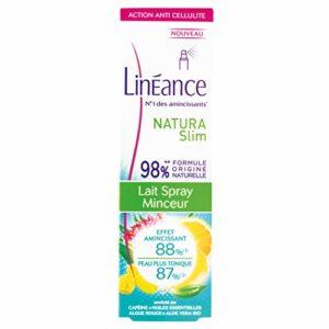Linéance – Natura Slim – Lait Spray Minceur – Effet amincissant & peau plus tonique – 150ml