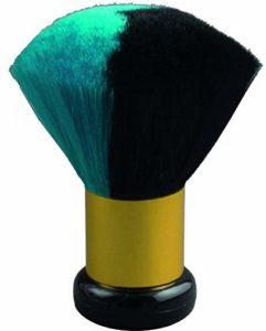Mix Color de la nuque et pinceaux de maquillage Turquoise