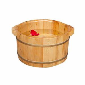 MZZYP Baril Bain de Pieds Seau Pédicure Lisse et délicat Pédicure Barils Pédicure Bowl Spa Massage for Les Pieds Tremper Massage des Pieds Tub