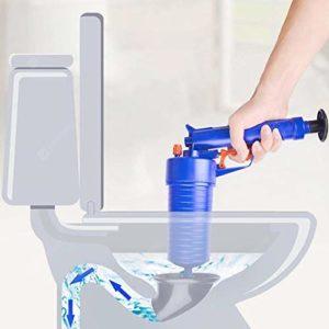 Nettoyant pour cheveux pour égouts de toilettes