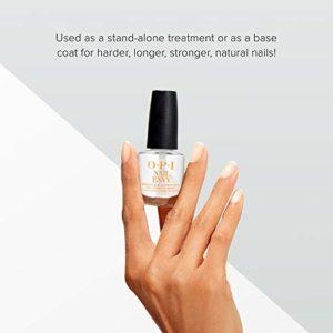 OPI – Vernis à Ongles – Nail Envy Sensitive & Peeling – Durcisseur pour Ongles Cassants – Qualité professionnelle – 15 ml