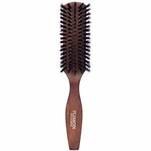 PLISSON Brosse à Cheveux Plate 100% Sanglier