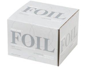 Procare Soin–Premium Argent Cheveux Feuille–Rouleau (100mm X 500m)