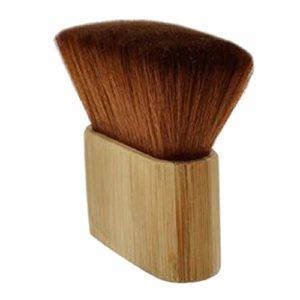 SDENSHI Brosse à Cheveux Douce Coupant La Coiffure de Plumeau de Cou de Nettoyage pour La Maison de Salon de Coiffeur
