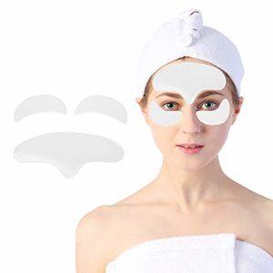 Semme Anti-Rides pour le visage, patchs anti-âge en silicone réutilisables pour le levage et le resserrement de la peau du visage et des yeux