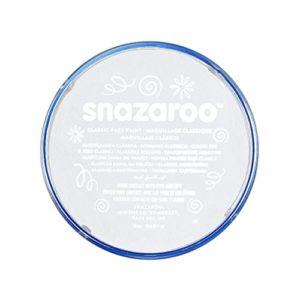 Snazaroo – Maquillage – Galet de Fard Aquarellable – 18 ml – Blanc