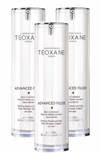 3 x NEW – ADVANCED FILLER PEAUX SECHES A TRES SECHES