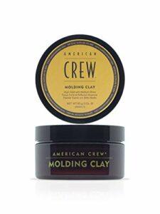 American Crew – Crème Modelante pour Cheveux – Fixation Forte et Brillance Moyene – Modeling Clay – 85ml