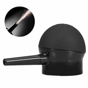 Applicateur de fibre capillaire Traitement de perte de cheveux en aérosol pour appliquer la perte de cheveux et les cheveux clairs, outils d'épaississement des cheveux