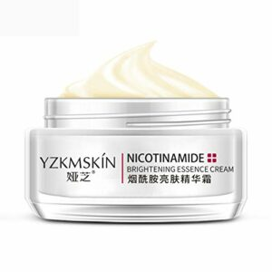 ARTIFUN Nicotinamide Crème pour le Visage Éclaircissante Anti-âge Hydratante Couvrante Raffermissante Soins de la Peau Beauté Anti-rides Contrôle de l'Huile Rétrécissement des Pores