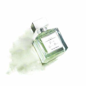 DQM Parfum Girly, Vaporisateur de Parfum Floral Frais et fruité de Longue durée, Eau de Toilette Naturelle, 60 ML / 2 oz, Vert
